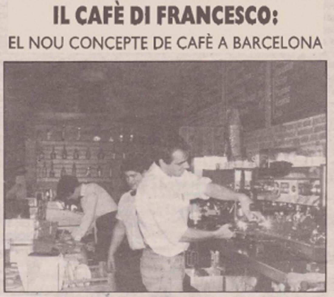 Il Caffè di Francesco a Barcelona