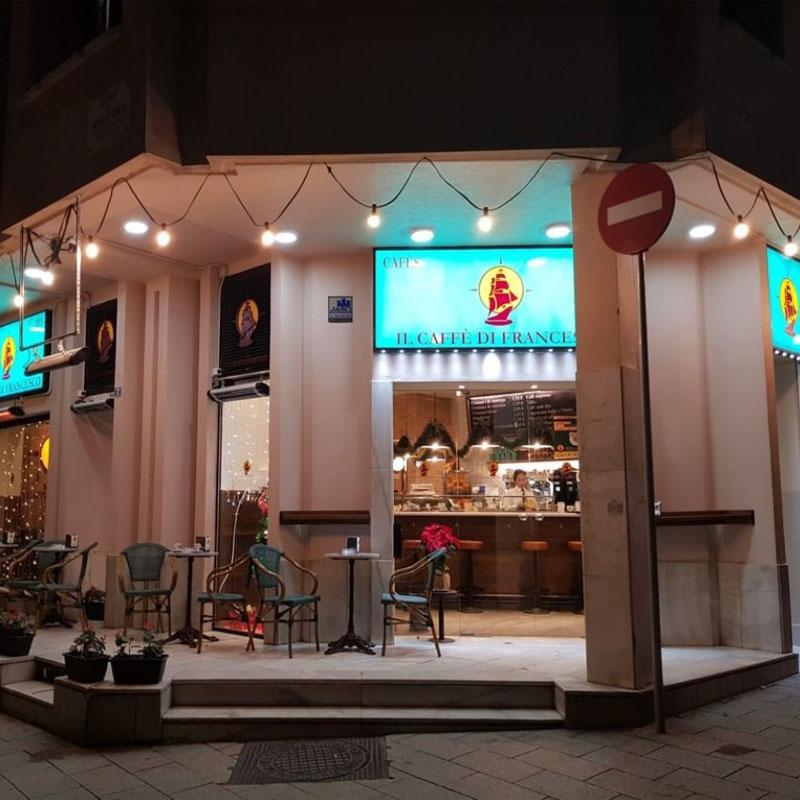 Cafeteria il Caffe di Francesco a Sabadell