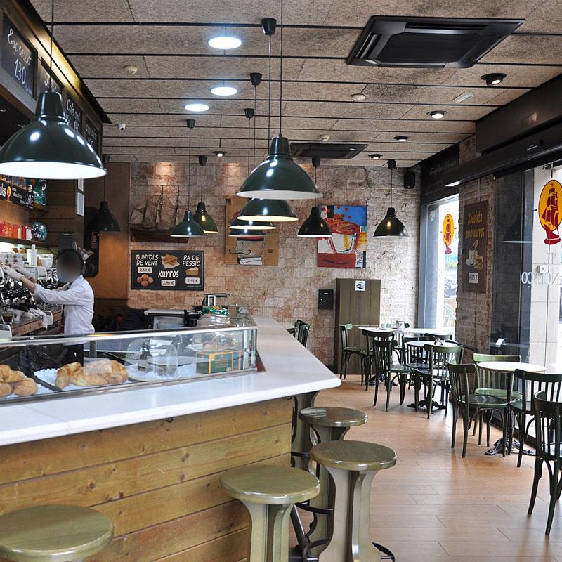 Il Caffe di Francesco, Balmes, Barcelona